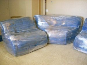 """Shrink wrapping can fit tightly around items and prevent moisture or dust from infiltrating them en route."""